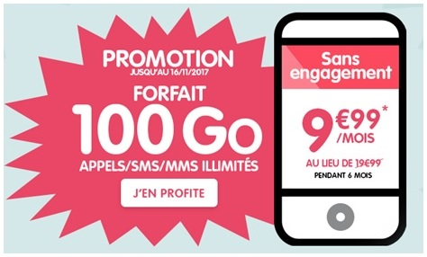 nrj mobile, forfait woot, mobile