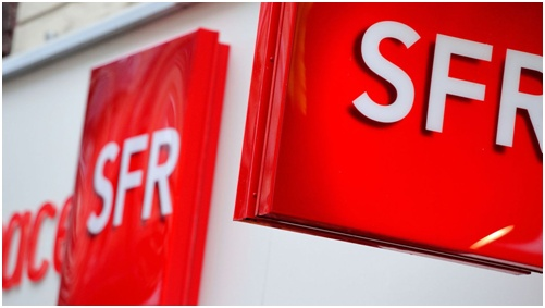 SFR, fournisseur internet, mobile