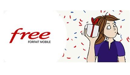 forfait, free, vente privée