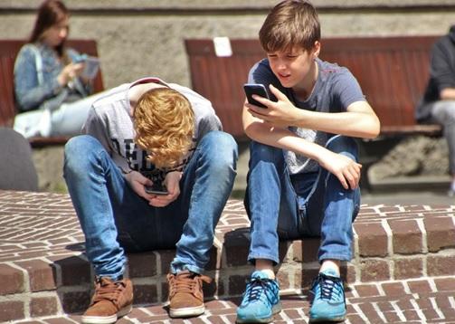 smartphone, mobile, téléphonie