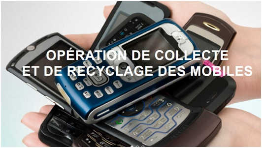 bouygues telecom, recyclage, mobile
