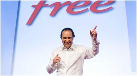 free mobile, xaviel niel