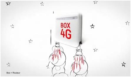Nouveauté NRJ Mobile : Une Box 4G avec Internet illimité