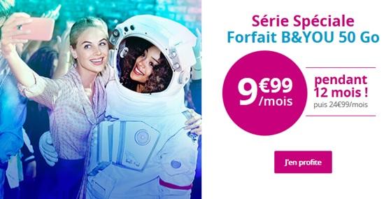 b&you, série spéciale, bouygues telecom
