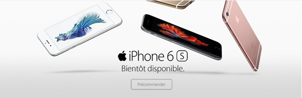iphone6sprecommande