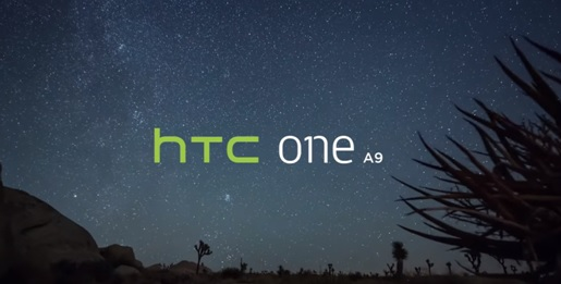 HTC One A9, lancement, concurrence, smartphone haut de gamme
