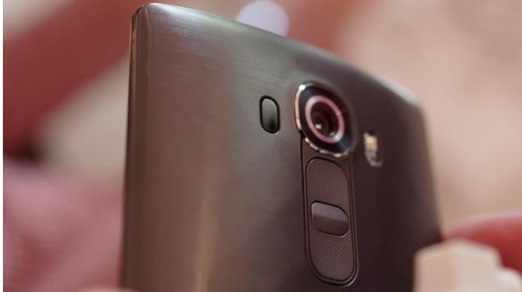 New Technologies 2015: LG G5: dual photo and fingerprint ...