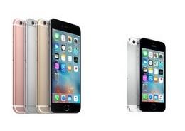 iphone 5S et iPhone6
