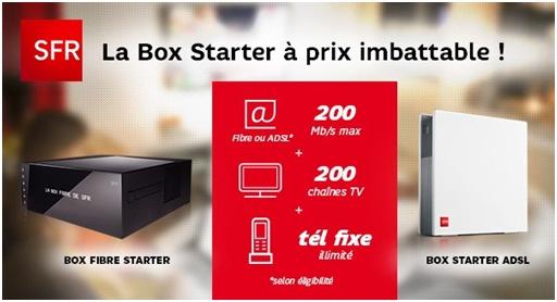 Box SFR STarter