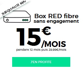 RED BY SFR 15€