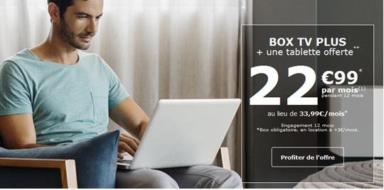 top 5 des promos internet du moment bouygues red la poste mobile sfr et orange. Black Bedroom Furniture Sets. Home Design Ideas
