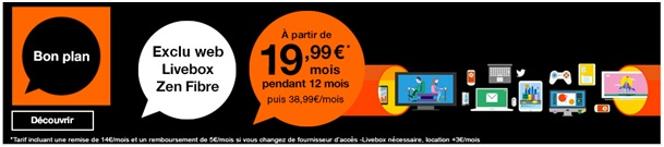 la fibre d orange en promo partir de euros en exclu web. Black Bedroom Furniture Sets. Home Design Ideas