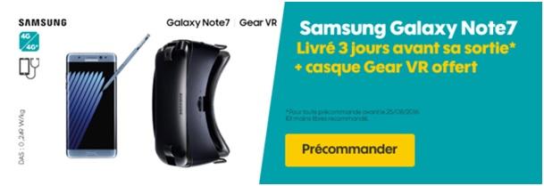 Samsung galaxy note 7 son prix chez sosh bouygues telecom sfr ou encore n - Payer en plusieurs fois telephone portable ...