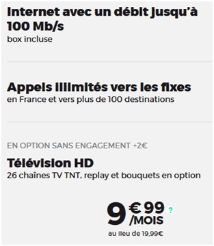 Offre RED Box Fibre