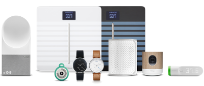 withings objets