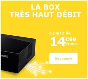 Box La Poste Mobile