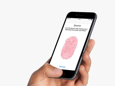 Module Touch ID iPhone 7