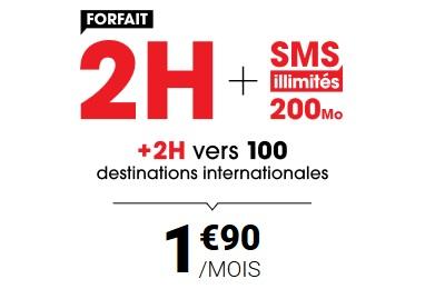 Quel forfait mobile 2 euros choisir free mobile for Internet 28717