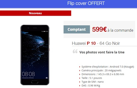 huaweip10-freemobile