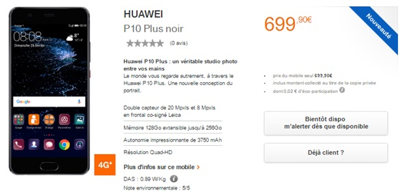 huaweip10-plus-orange