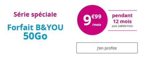 Série Spéciale Bouygues Telecom