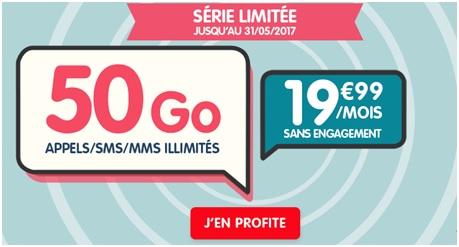 Série Limitée NRJ Mobile