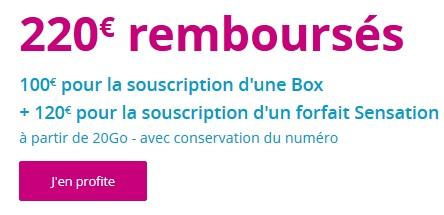 bon plan 220 euros rembours s chez bouygues telecom. Black Bedroom Furniture Sets. Home Design Ideas