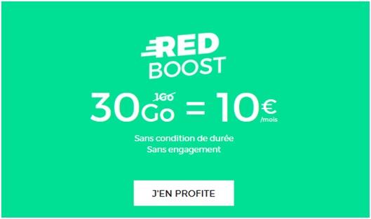 red by sfr ou sosh quel forfait sans engagement 10 euros privil gier. Black Bedroom Furniture Sets. Home Design Ideas