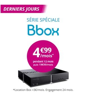 Série Spéciale Bbox