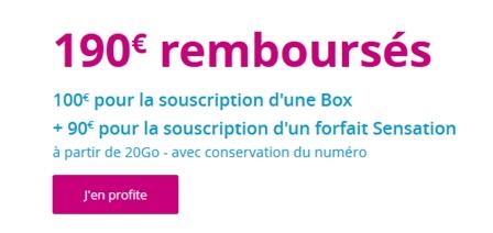 Promos bouygues Telecom