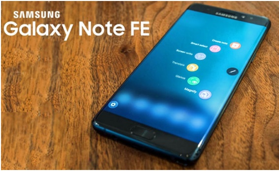 NOTE-FE-Samsung