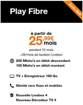 Play Fibre orange