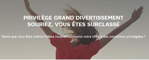 SFR Privilège