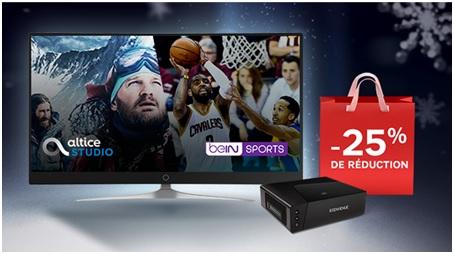Les Séries Limitées Power Sport et Cinéma s'achèvent bientôt chez SFR