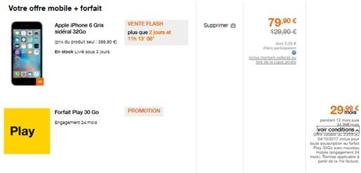 forfaitPlay-30go-iphone6-orange