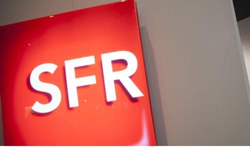 SFR, opérateur internet