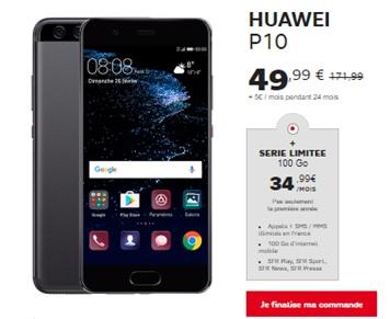 huaweip10-sfr