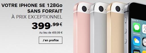iphonese-128go-sfr