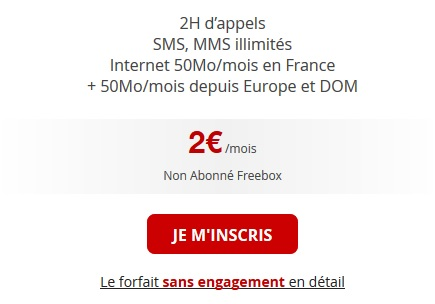 comment s inscrire a free internet