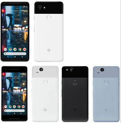 Pixel 2 et Pixel 2 XL