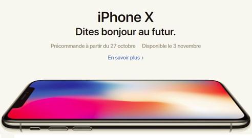 iphonex-precommande