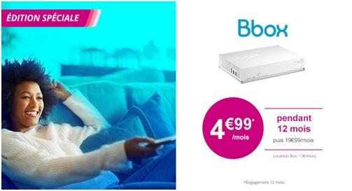 édition spéciale Bbox