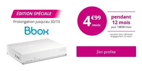 Bbox edition spéciale