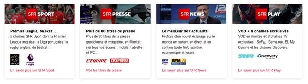 SFR services