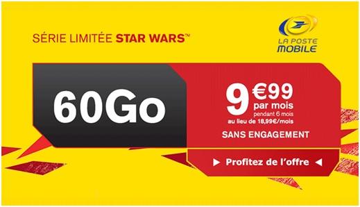 La Poste Série Limitée Star Wars