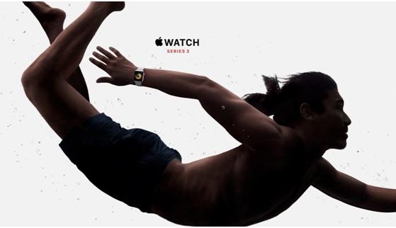 Orange, le premier opérateur à proposer la nouvelle Apple Watch Series 3 connectée à son réseau 4G