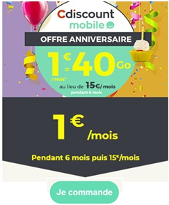 offre-anniversaire-cdiscount-mobile