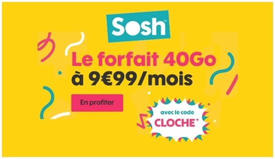 SOSH 40Go