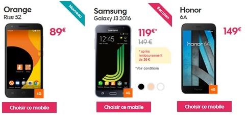 Smartphones SOSH