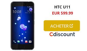 HTC U11 Cidscount